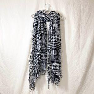 Steve Madden Knit Blanket Scarf
